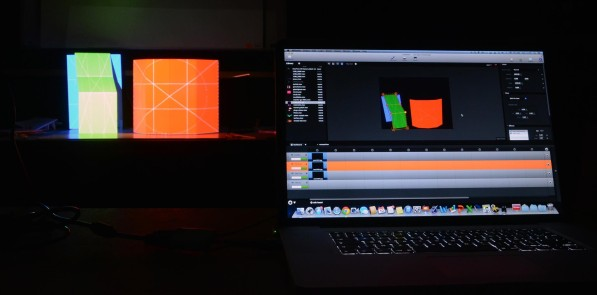 Formation VJing et VideoMapping du LeCollagiste